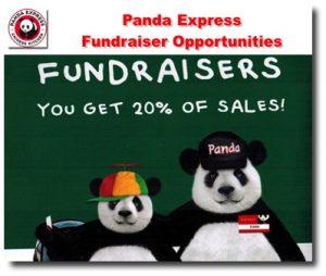 Panda Express Fundraising