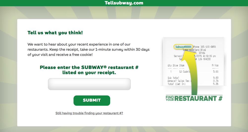 www.TellSubway.com