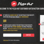 What You Require to Take Tellpizzahut Survey