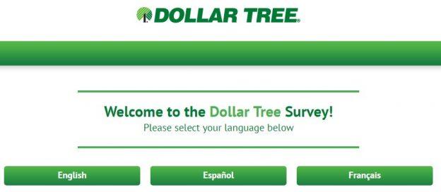 Dollar Tree Feedback Survey
