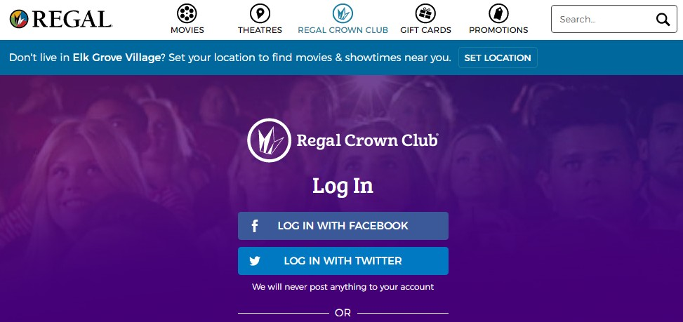 Regal Theaters Survey