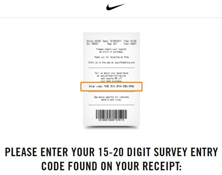 Nike Survey Guide