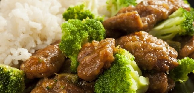Panda Express Broccoli Beef Sauce
