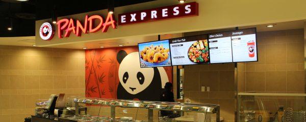 Panda Express locations