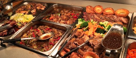 Asian Buffet in Scotland