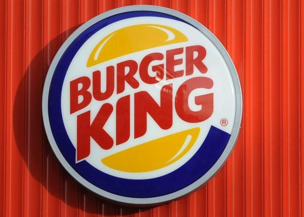 Burger King Outlets in Canada