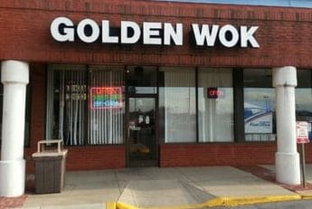 GOLDEN WOK RESTAURANT