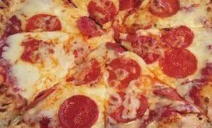 Luigi's Pizza and Pasta Menu