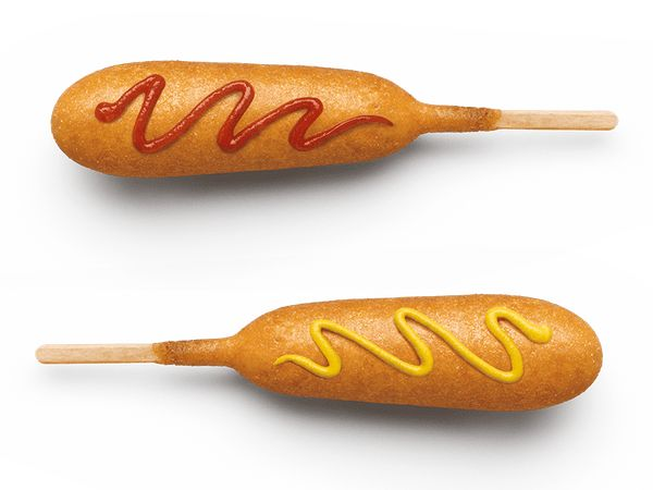 Sonic drive in Corn dogs