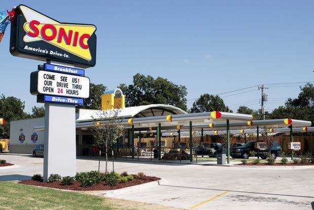 Sonic Drive in Hours
