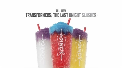Sonic Drive in/Transformers Movie