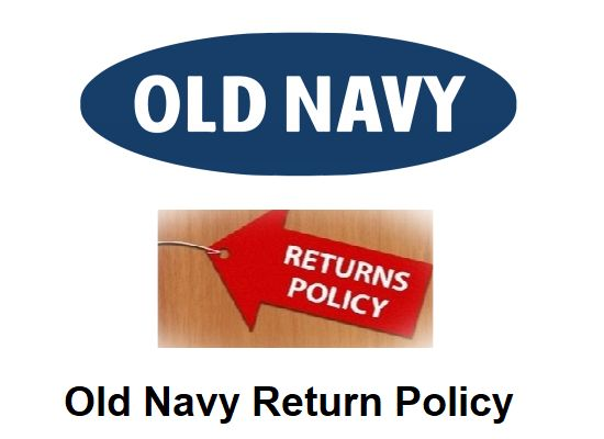 Old Navy Return Policy