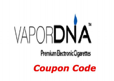 Vapordna Coupon